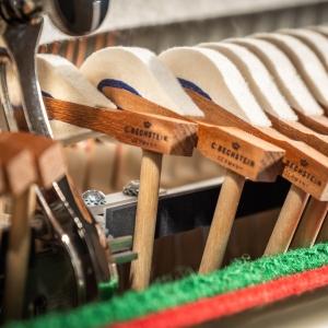 Die Premium-Stoppleiste des VARIO Digitalsystem – passend für alle Klavier und Flügel der C. Bechstein-Familie